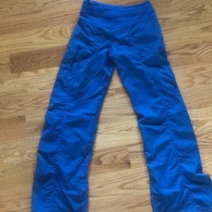 lululemon athletica Pants - Studio pants unlined